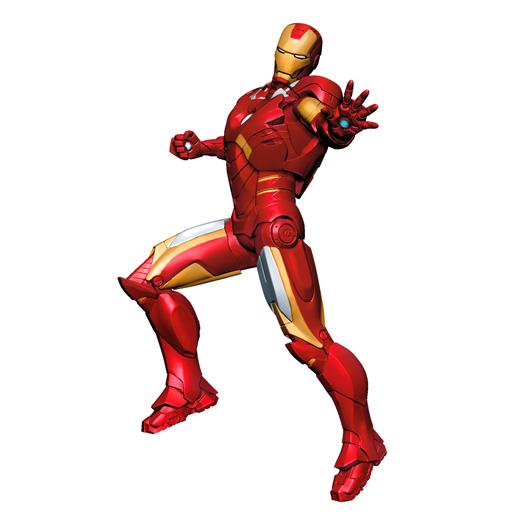 Iron Man Keepsake