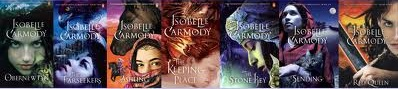 The books in the Obernewtyn series