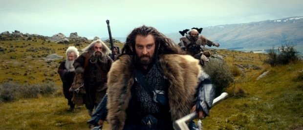 Richard Armitage is the breakout star of the movie as the dwarven leader Thorin Oakenshield
