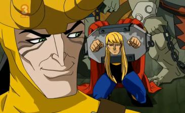 Loki Earth's Mightiest Heroes