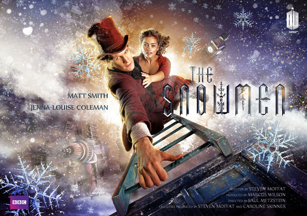 Doctor Who' Review – Vol. 7.6: 'The Snowmen' (2012 Christmas ...