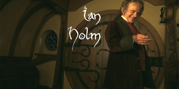 Bilbo Ian Holm