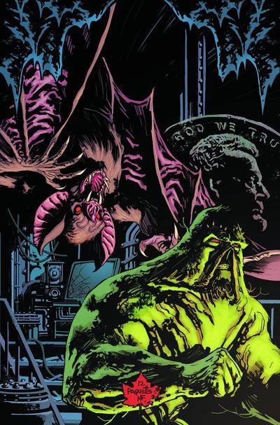 DC Swamp Thing
