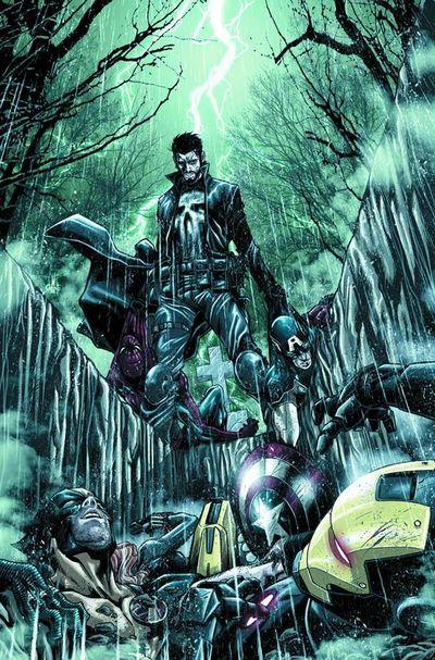 Punisher Marvel