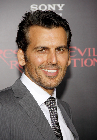 oded fehr wife