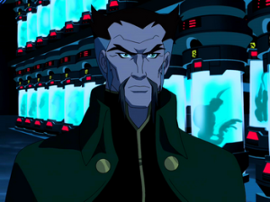 Oded voices the character of Ra's al Ghul on the television show Young Justice.