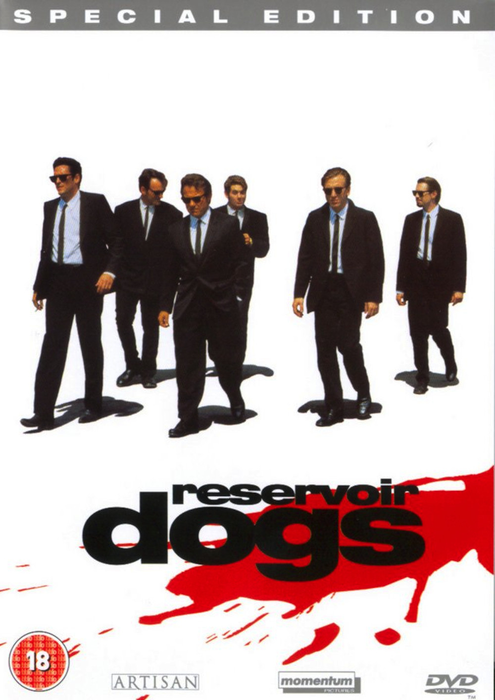 Tarantino in Review: 'Reservoir Dogs' | Funk's House of ...