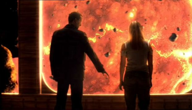 Doctor Who End of the World