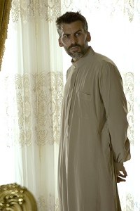 Oded Fehr in Sleeper Cell.
