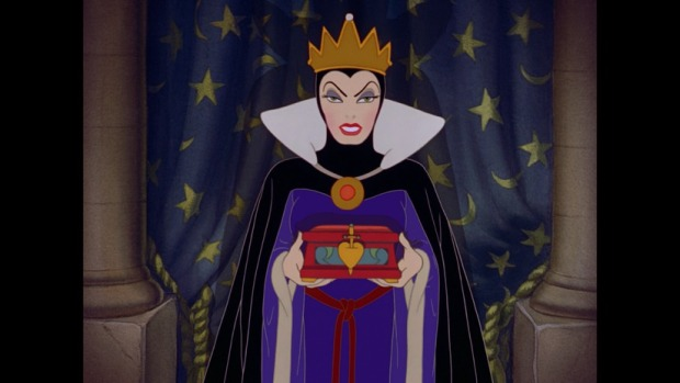snow white evil queen