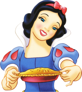snow white pie