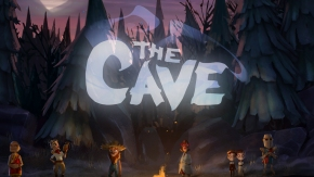 The Cave Title