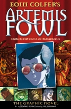 There are Artemis Fowl graphic novels. True story. They look pretty epic.