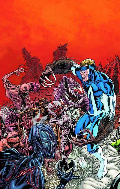 Animal Man DC comics