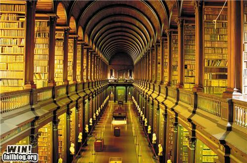 Now, THIS is a library...