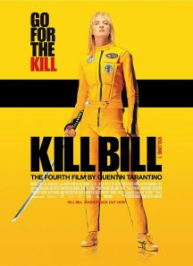 Kill Bill Volume 1 poster