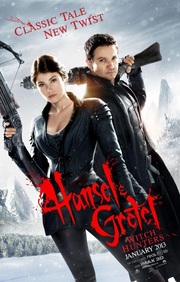 hansel and gretel poster