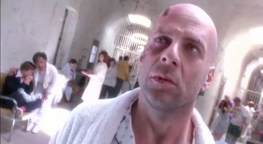 Bruce Willis Twelve Monkeys