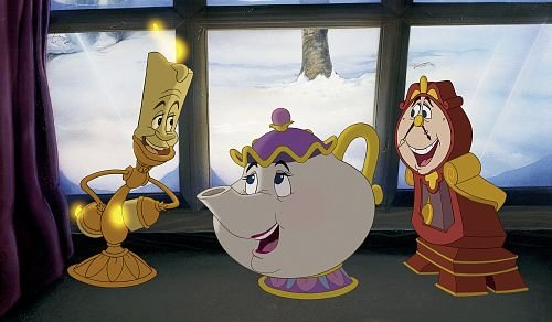 If Any Scene In A Disney Film Inspires One To Cook It Is The Be Our Guest Performance Beauty And Beast Lumiere Crew Entice Belle With