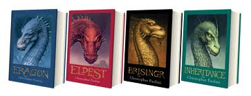 The books in the Inheritance Cycle