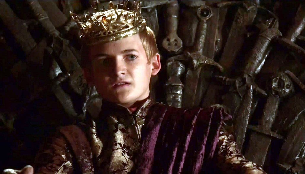the top 5 reasons why joffrey is a complete bastard funk 39 s house of geekery. Black Bedroom Furniture Sets. Home Design Ideas