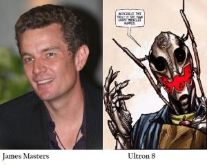 Old Man Logan Fan Cast Character Ultron 8 Actor James Marsters