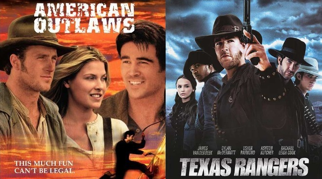 dd2aafdc12e American Outlaws (2001) vs. Texas Rangers (2001) | Funk's House of ...