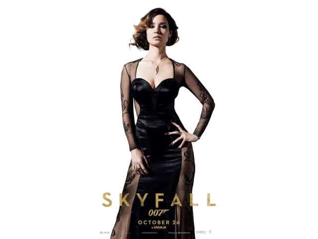 skyfall girl