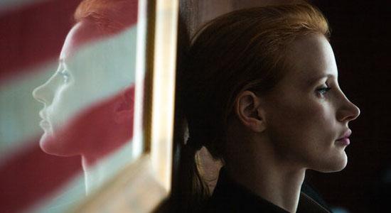 Jessica Chastain Zero Dark Thirty