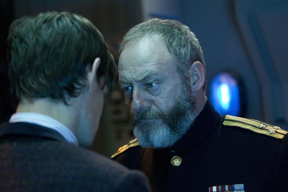 Cold War Davos Seaworth