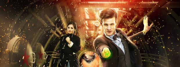 Doctor Who Cold War Banner