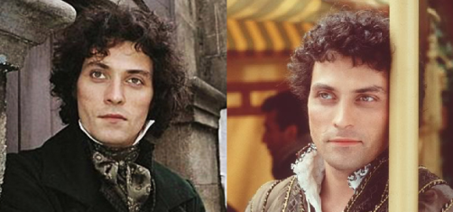 Rufus Sewell in Middlemarch and Dangerous Beauty