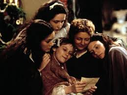 The March sister and their mother in the 1994 film adaptation of the book