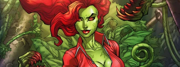 Poison Ivy Injustice