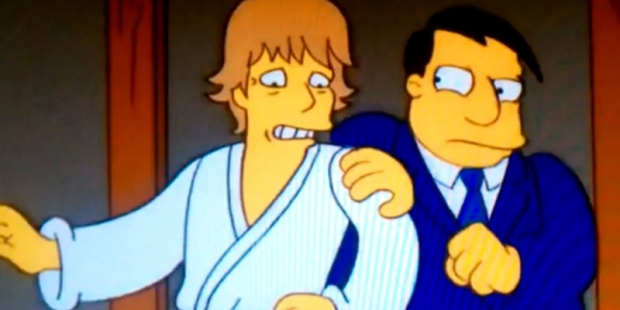 Simpsons Mark Hamill