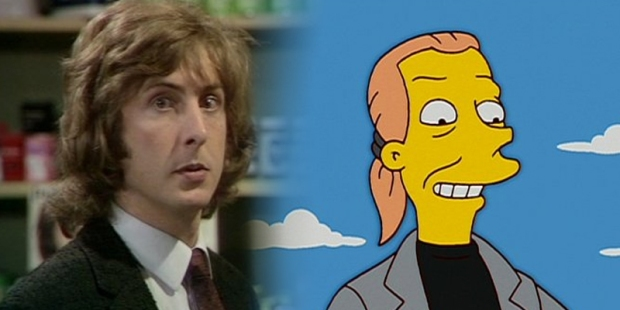 Eric Idle Simpsons