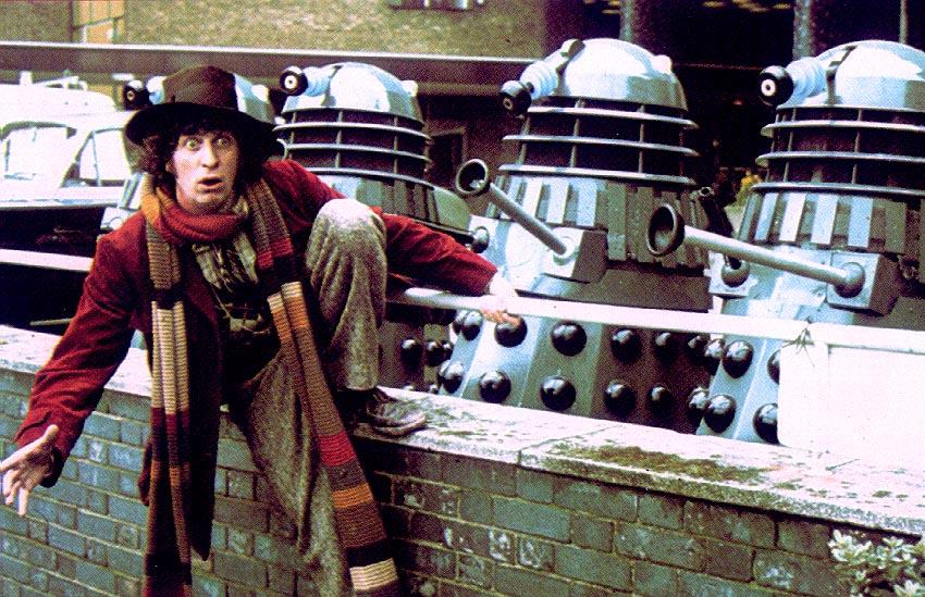 Resultado de imagen de fourth doctor