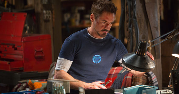 Tony Stark is further fleshed out in Iron Man 3