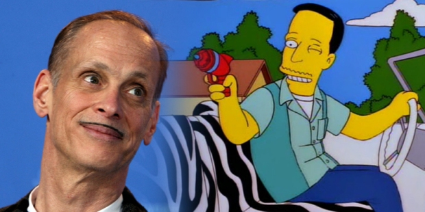 John Waters Simpsons