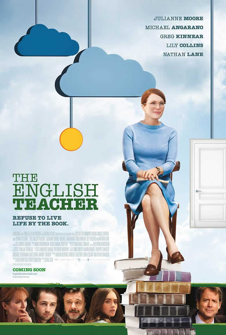 Image result for movie poster the english teacher