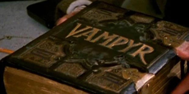 Vampyre Book