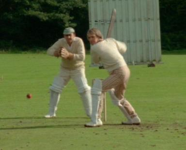 Doctor Who Cricket