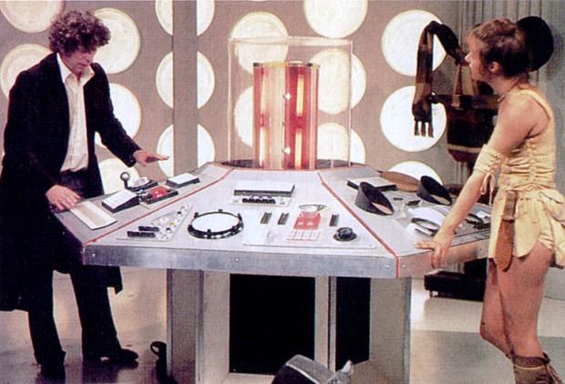 TARDIS Console room