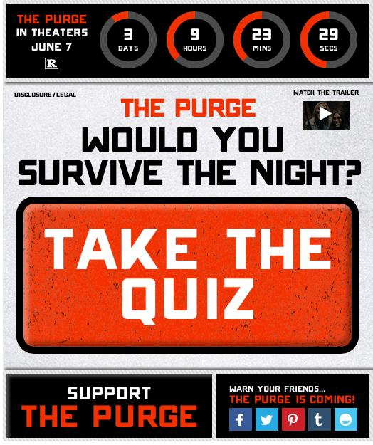ThePurge Blog App