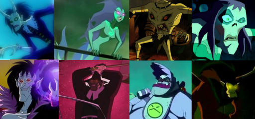 scooby doo mystery inc villains