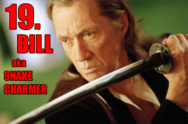 bill kill bill