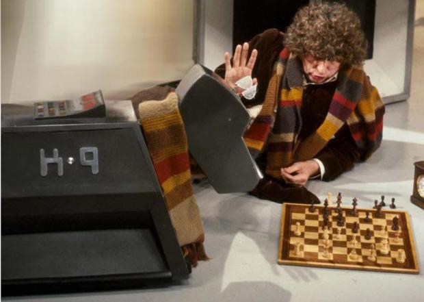 Doctor Who K9 Chess