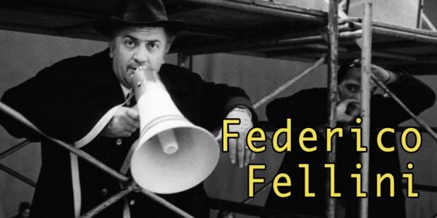 Fredrico Fellini