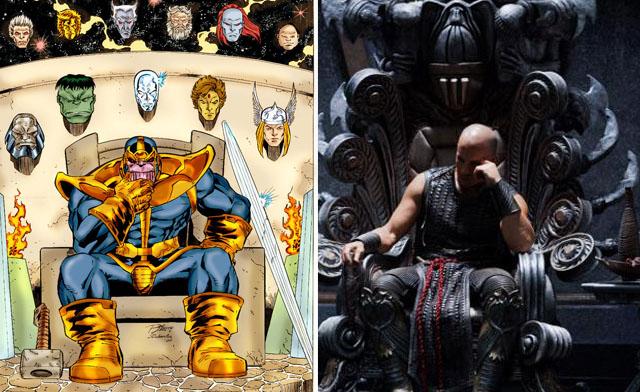 Marvel Vin Diesel
