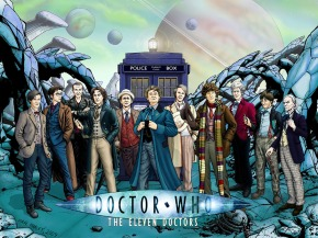 The_Eleven_Doctors_by_PaulHanley
